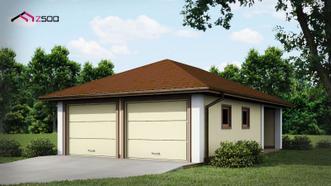 """<p><em><strong>Zg19</strong> — это проект просторного и функционального гаража для двух автомобилей, который подойдет для дома в классическом стиле.</em></p> <h4>Преимущества проекта Zg19:</h4> <ul><li><span style=""""background-color: initial;"""">Площадь гаража рассчитана с учетом комфортного размещения в нем двух автомобилей легкового типа.</span></li><li><span style=""""background-color: initial;"""">Комфортное подсобное помещение может стать складом автомобильного инструмента, шин, спортивного или садового оборудования, а также летней садовой мебели.</span></li><li><span style=""""background-color: initial;"""">Дизайн гаража разработан по всем канонам классического стиля, поэтому будет гармонировать со многими проектами домов из раздела нашего каталога, посвященного классике.</span></li></ul>"""
