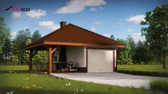 """<p></p><p><i><b>Zg14</b> — проект гаража для одной машины с террасой, выполненный с целью строительства не только практичного помещения для хранения автомобиля, но и удобной зоны отдыха.</i></p><h4><span style=""""background-color: initial;"""">Преимущества проекта Zg14:</span></h4><p></p><ul><li><span style=""""background-color: initial;"""">Несомненным преимуществом данного гаража является продуманность его конструкции, для которой требуется небольшое пространство на вашем участке, ведь площадь его невелика.&nbsp;</span></li><li><span style=""""background-color: initial;"""">Дизайнеры предусмотрели в этом проекте террасу как площадку для приятного отдыха. Если установить на ней гриль, то мечта об уютном уголке для посиделок на природе с шашлыком станет явью.</span></li><li><span style=""""background-color: initial;"""">Дизайнерское решение отделки фасадов и кровли гаража выдержано в характере лучших традиций архитектуры. Это обстоятельство дает право гаражу составить удачную партию с проектами домов, выполненных в традиционном стиле.</span></li></ul><p></p><p>Обратите внимание, также, и на остальные проекты гаражей из газобетона, представленных в каталоге.</p><br><p></p>"""